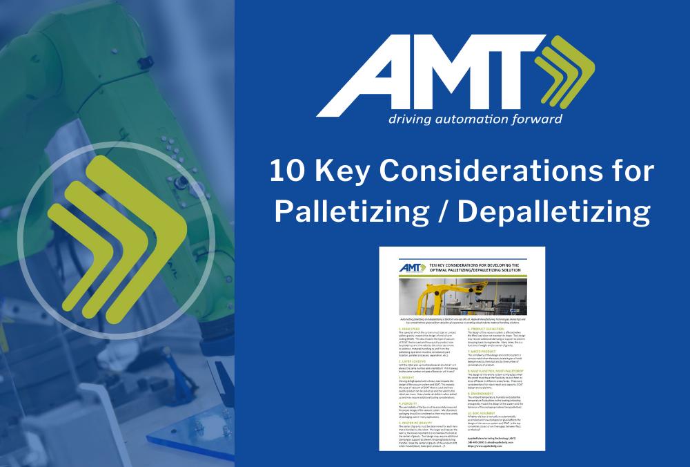 AMT 10 Tips Palletizing