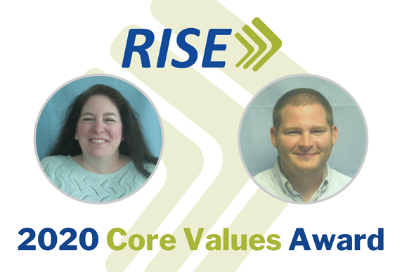 AMT RISE Core Values Award