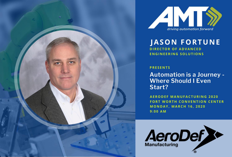 AMT AeroDef Jason Fortune