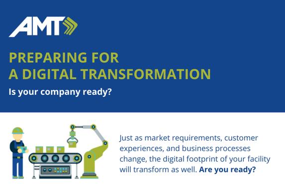 AMT digital transformation