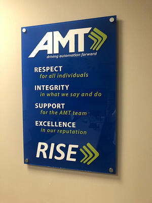 AMT Rise Award