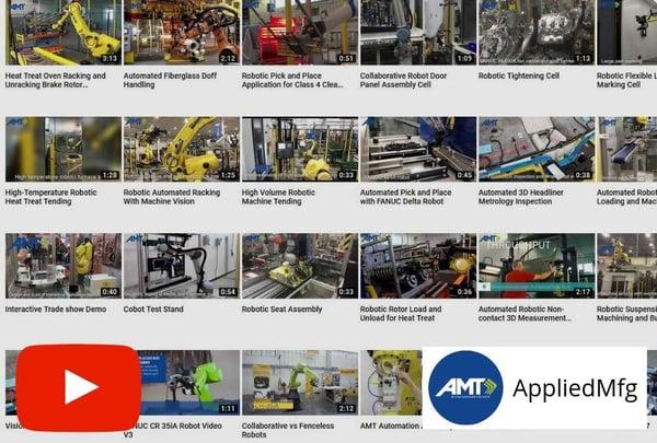 AMT blog YouTube