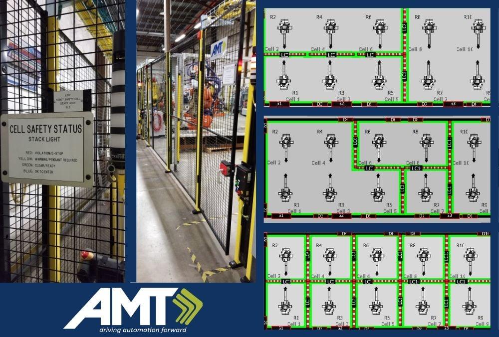 AMT case study aerospace