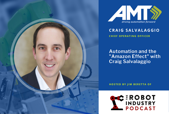 Craig Salvalaggio Robot Industry podcast