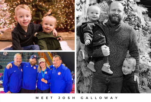 Meet Josh Galloway article collages-1